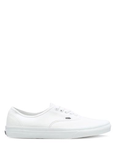 Vans Authentıc Sneakers Beyaz